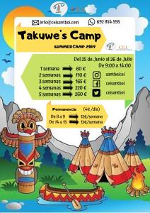 Takuwe's Camp
